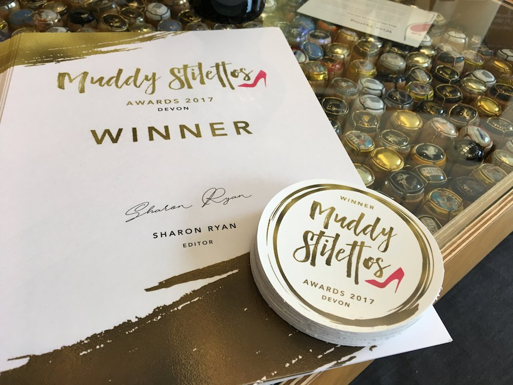 muddy stilettos certificates
