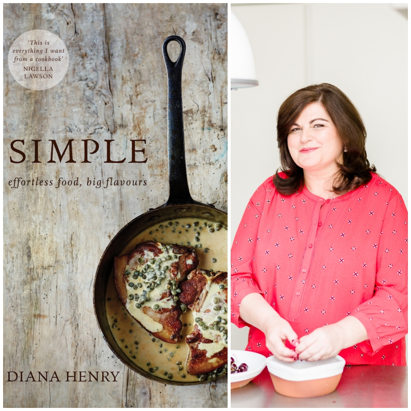 Book cover simple by diana henry and diana henry profile picture