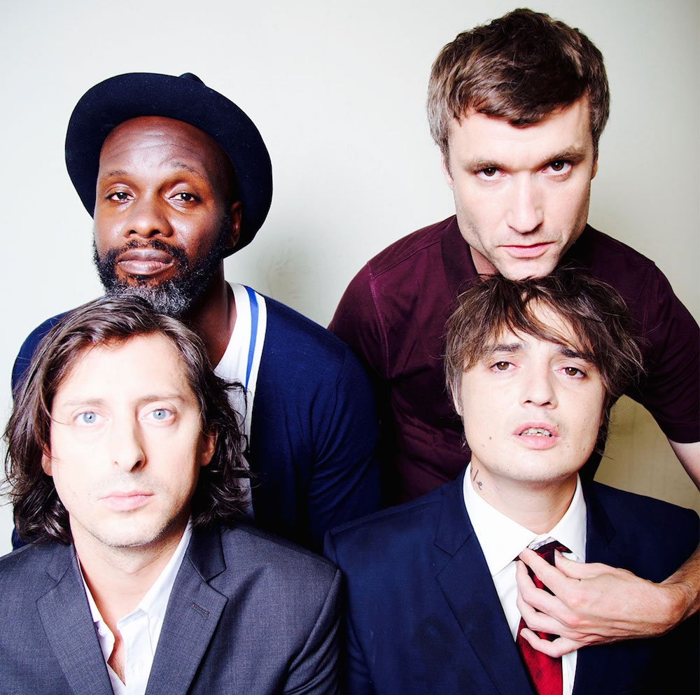 The Libertines promo shot