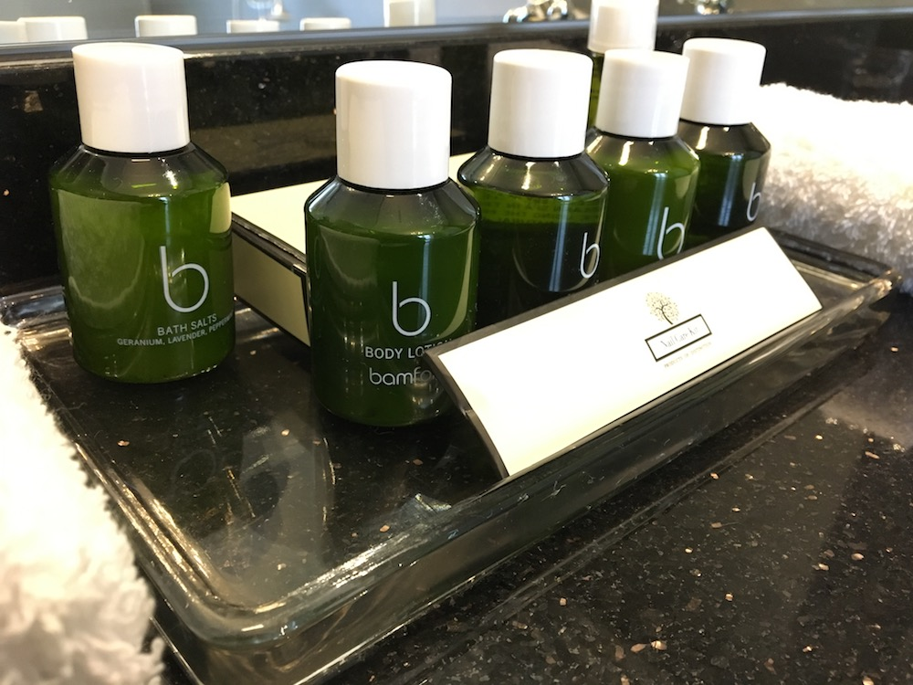 Bamford toiletries