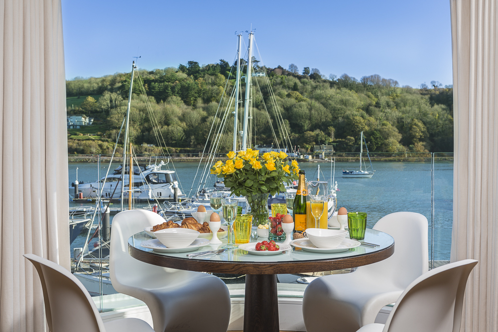 Coast and Country Cottages 32 Dart Marina Dartmouth