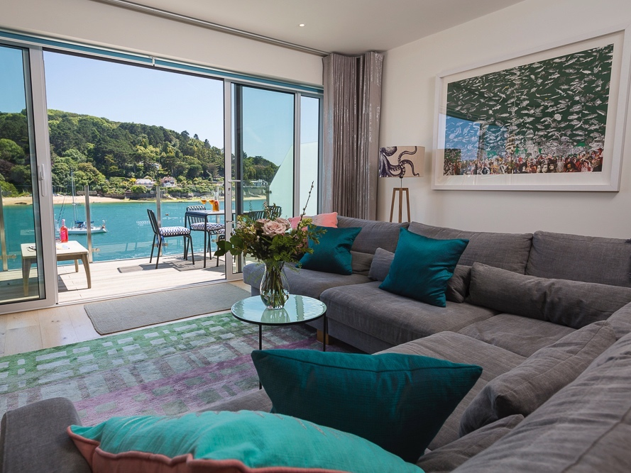 Coast and Country Cottages Villa Estura Salcombe