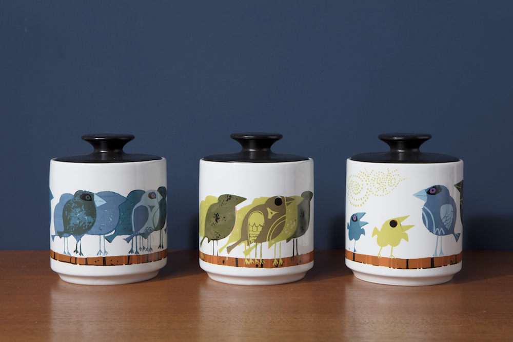 David Weidman Storage Jars