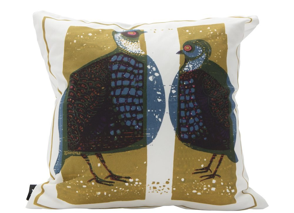 David Weidman Cushion