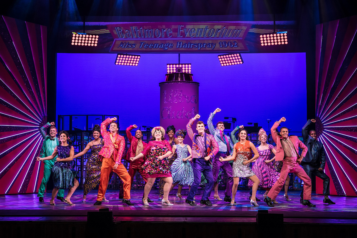 Hairspray Theatre Royal