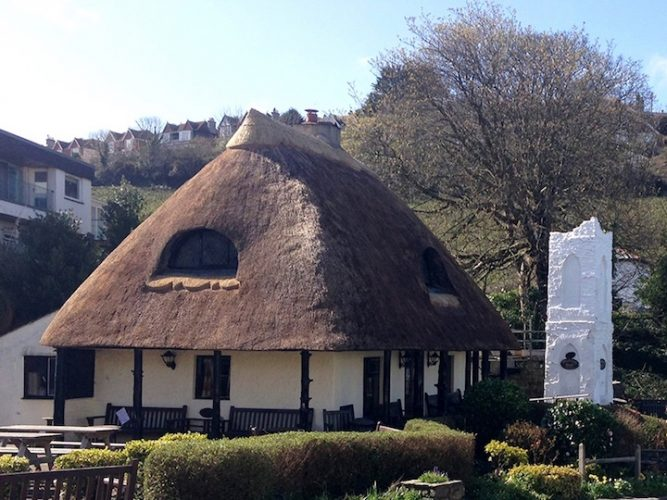 Thatched Inn Ilfracombe
