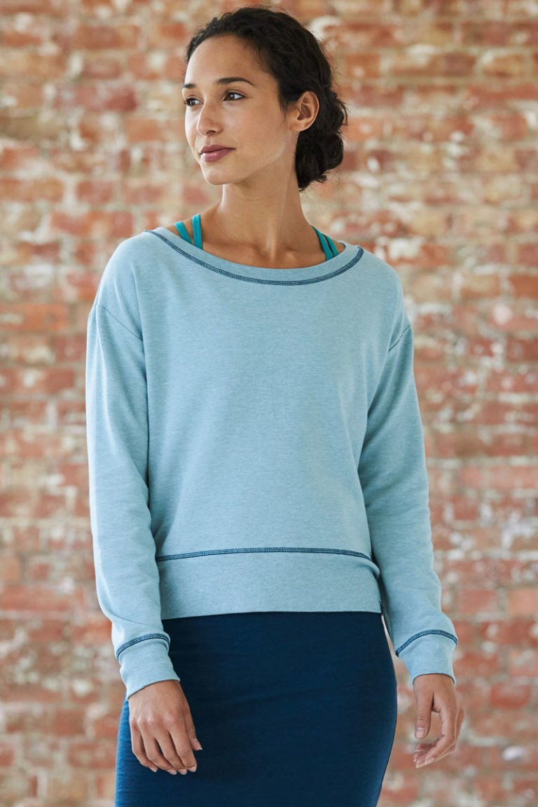 mint cool down jumper