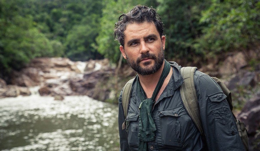 Levison Wood river backpack