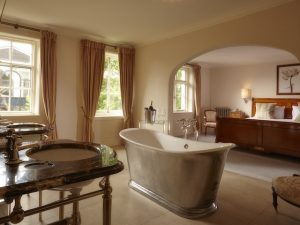 freestanding bathtub bedroom georgian windows