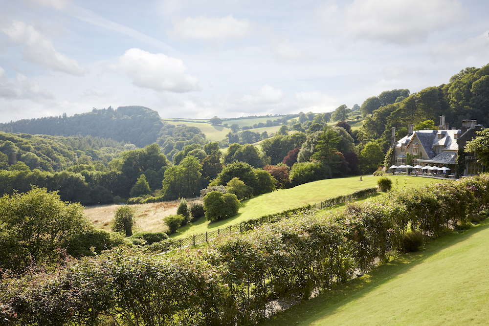 countryside house views