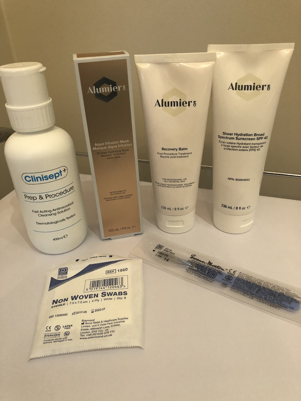 Alumier products