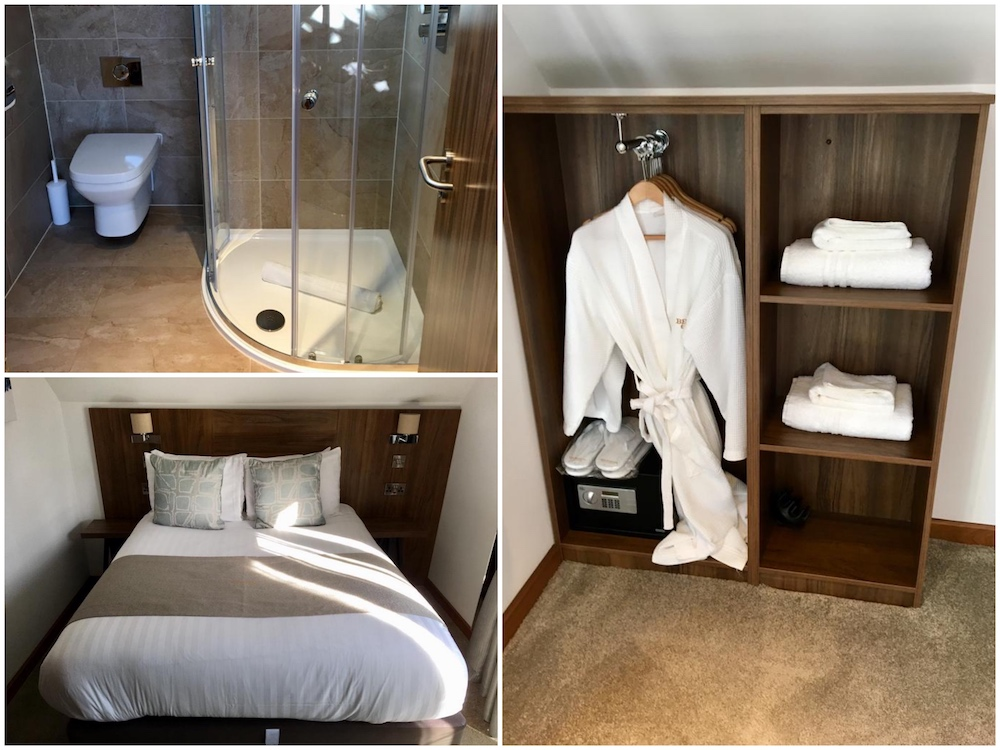 dressing gowns bed and shower