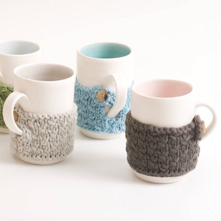 mugs with warmers
