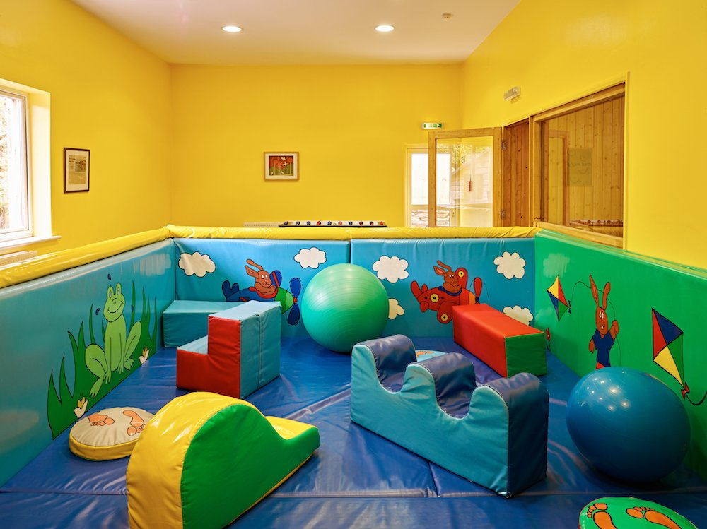 children's soft play